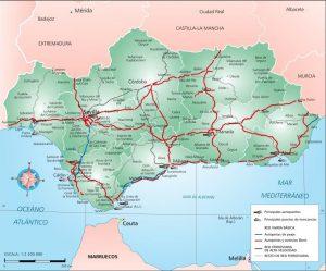 Transportes Andalucia