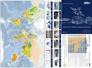 Mapamundi politico DSV 2015