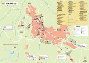 Planol Darnius A3 Bc Maps