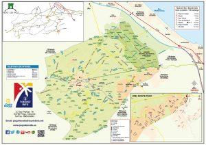 Mapa ayuntamiento pego 2016 municipio