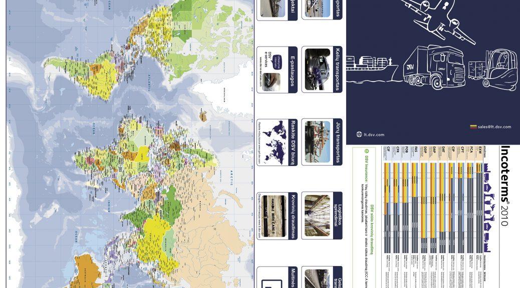 mapamundi politico 2021 DSV