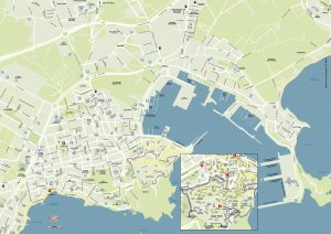 Plano Ibiza Eivisa 7 Pines 2021